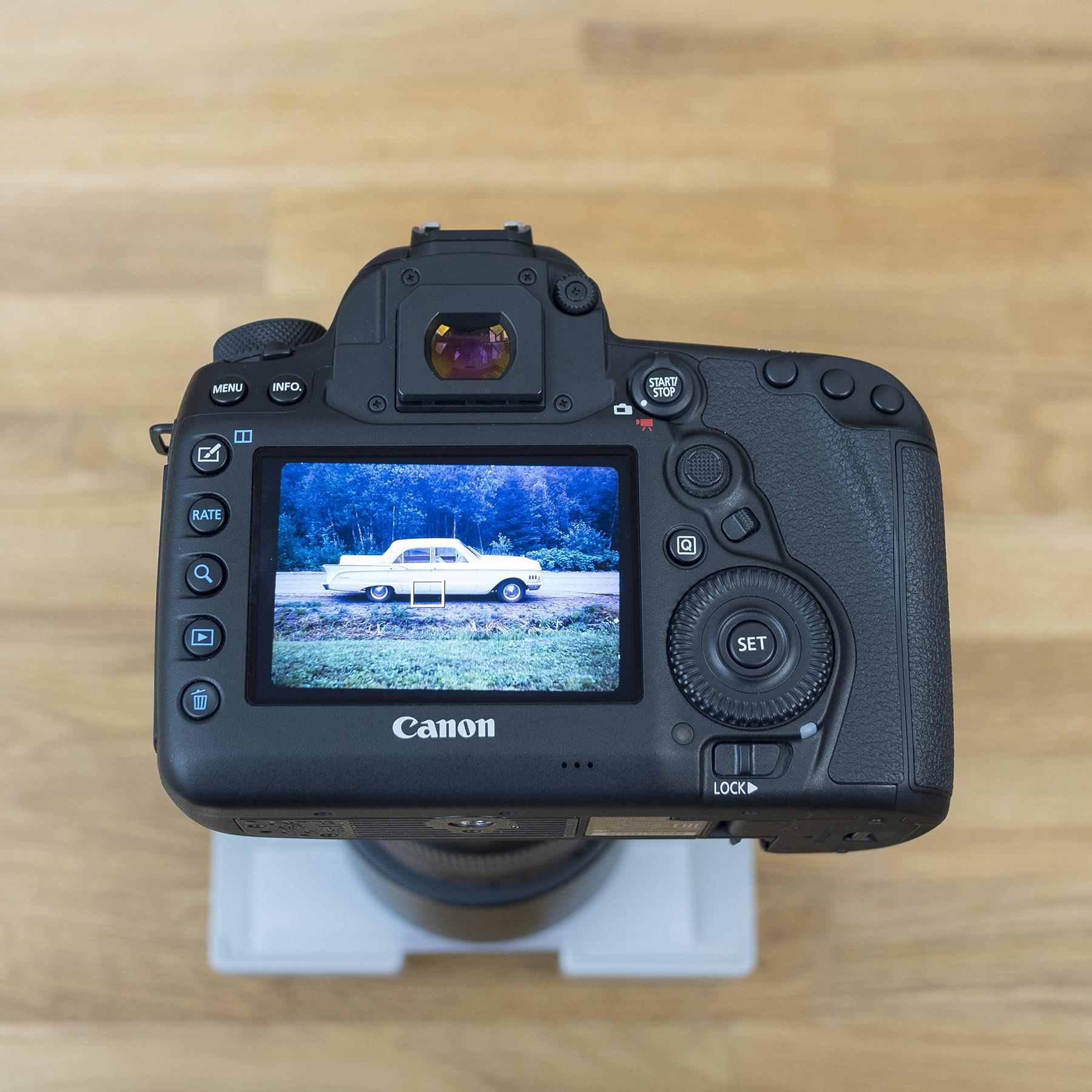 Quick Comparison Canon 5d Mark Iv Vs Noritsu Ls 600