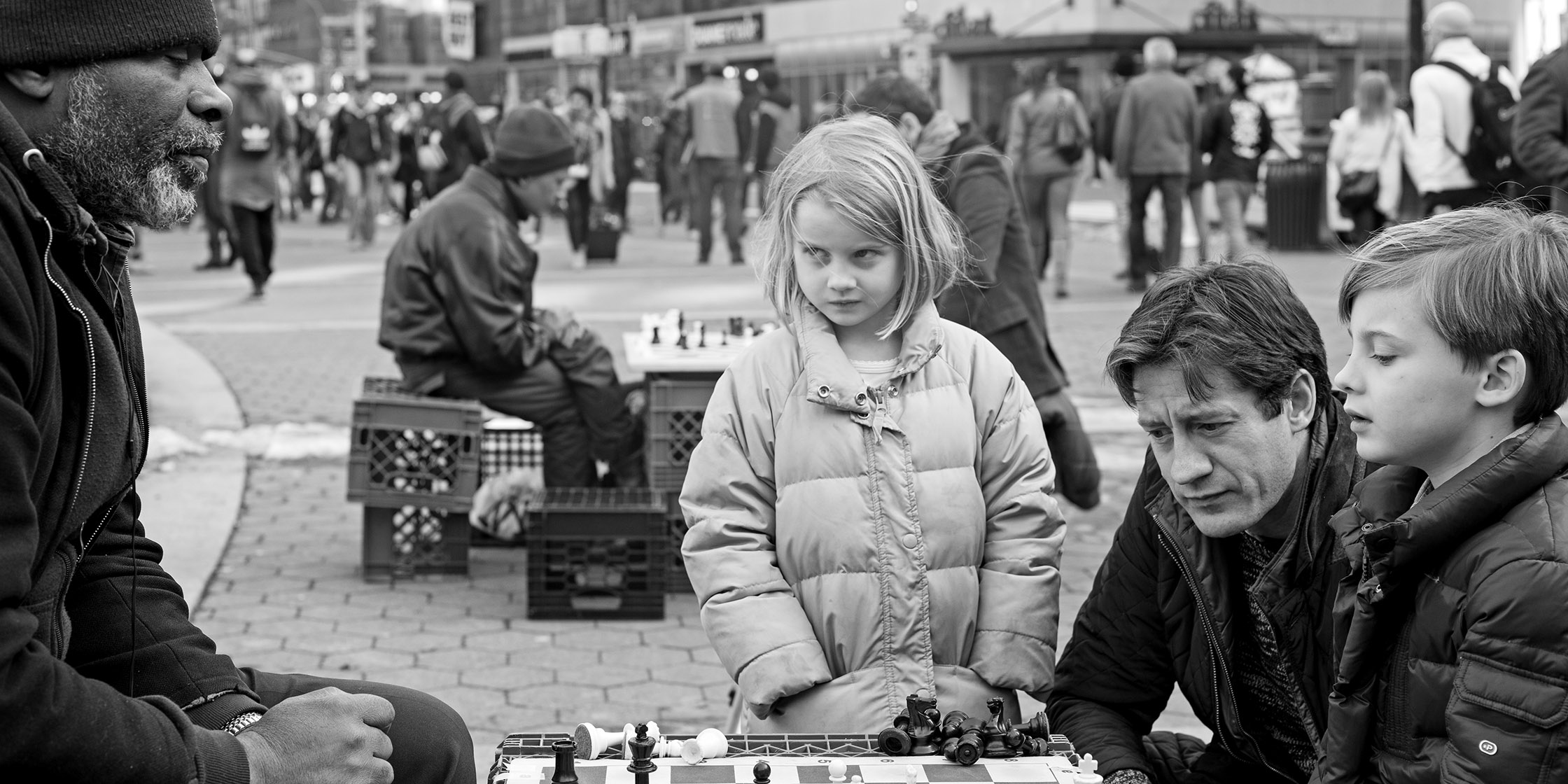 How to… photograph street chess players